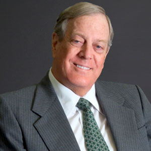 David koch family celebrity family for David charles koch