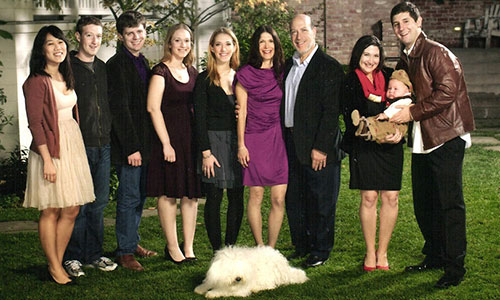 Mark Zuckerberg Family