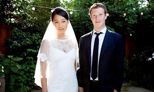 Mark Zuckerberg wife