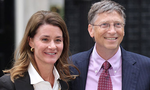 Bill Gates Family Celebrity Family