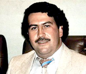 Image result for pablo escobar