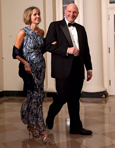 Steve Ballmer wife
