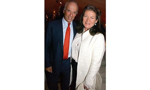Charlene de Carvalho spouse