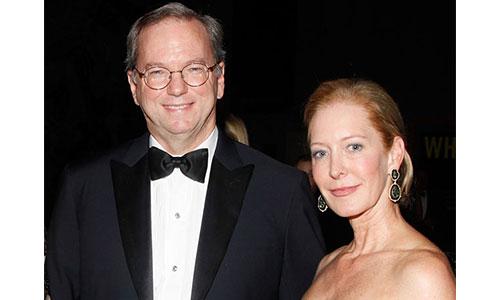 Eric Schmidt wife