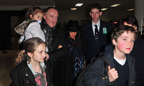 Pinault Family