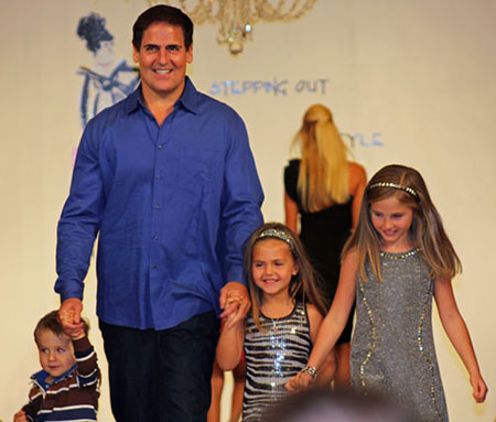 Mark Cuban Wife And Kids