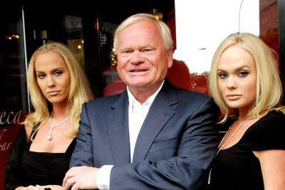 John Fredriksen daughters