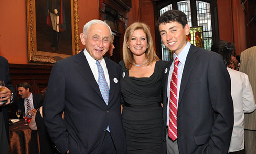 Leslie Wexner family