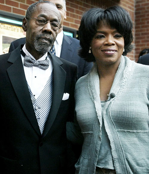 Oprah Winfrey father