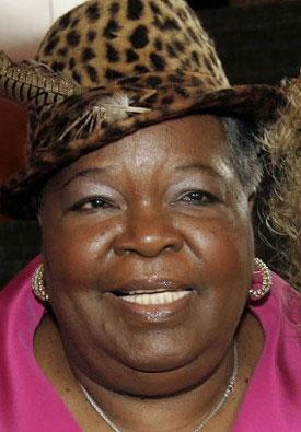 Oprah Winfrey mother