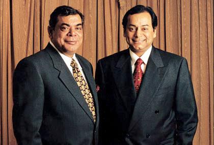 Ravi & Shashi Ruia