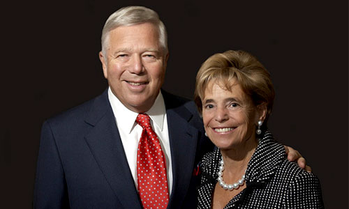 Robert Kraft Family