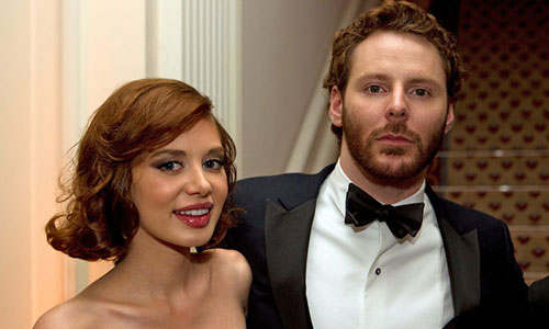Sean Parker Family