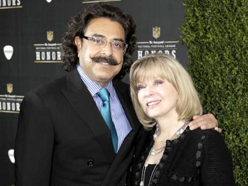 Shahid and Ann Carlson Khan