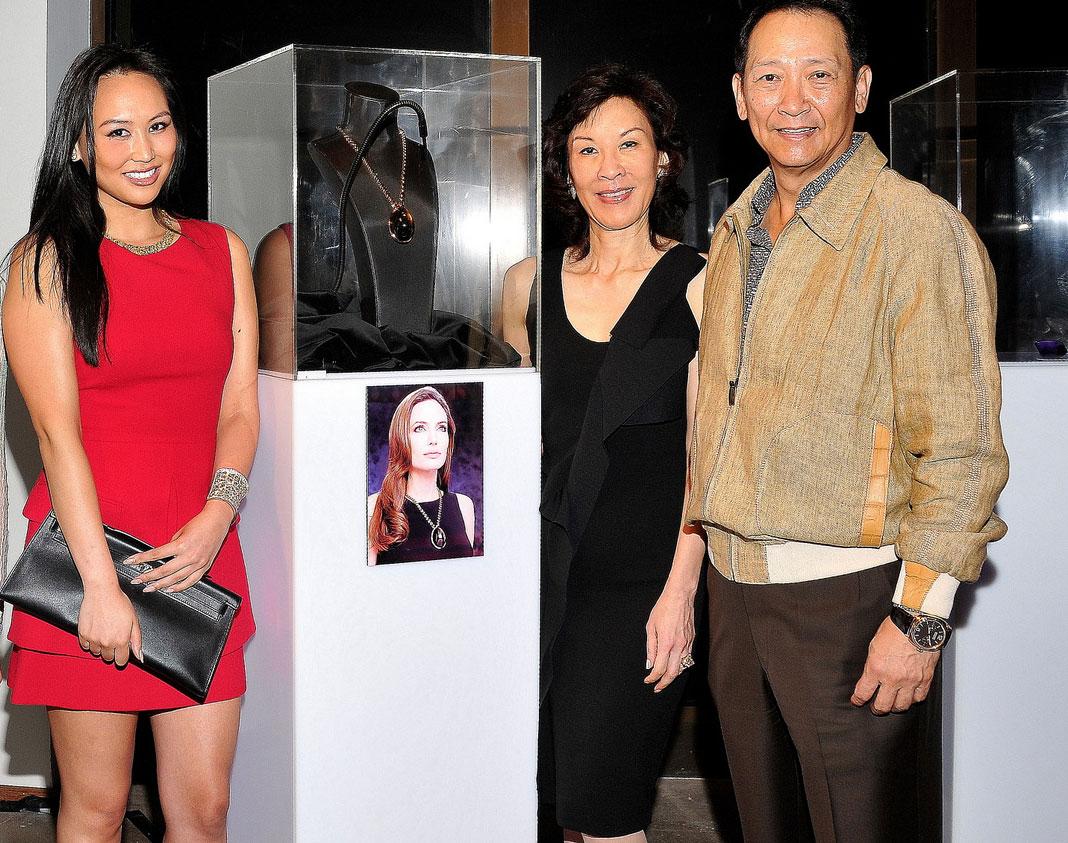 Roger Wang Family