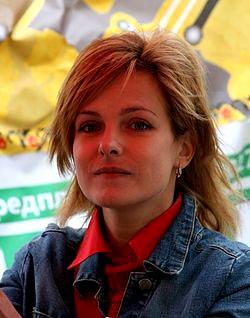 Vladimir Potatin wife