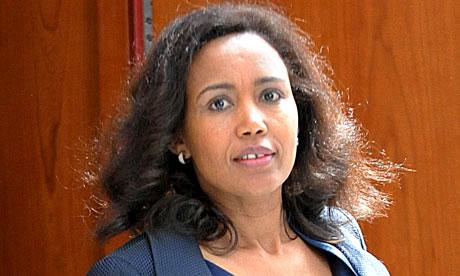 Azeb Mesfin