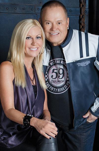 Bob Parsons Spouse