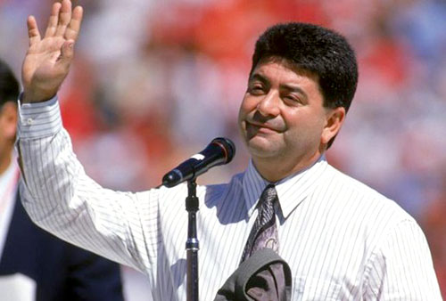 how tall is eddie debartolo