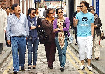 Thaksin Shinawatra family