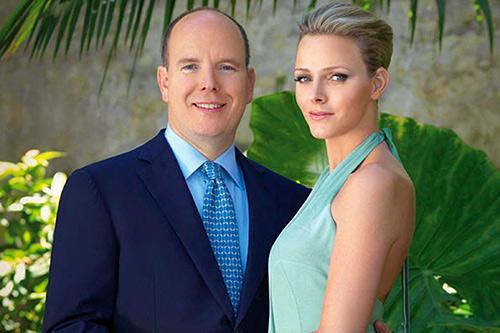 Charlene-Wittstock-Husband-Prince Albert II