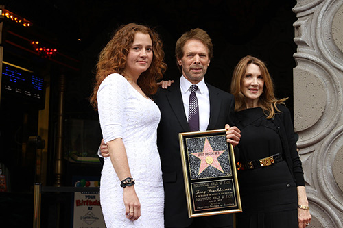 Jerry-Bruckheimer-Family