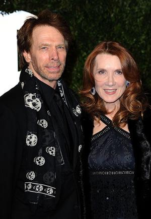Jerry-Bruckheimer--wife Linda Bruckheimer