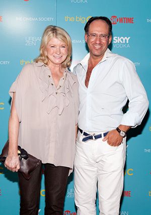 martha and alexis stewart relationship