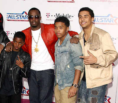 Sean-Diddy-Combs-sons