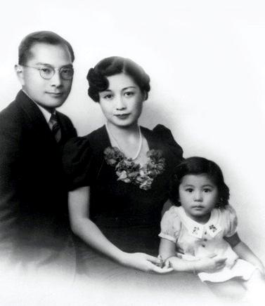 yoko-ono-parents