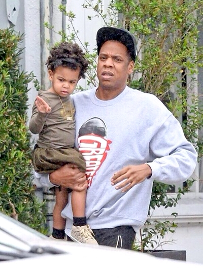 Jay-Z-daughter