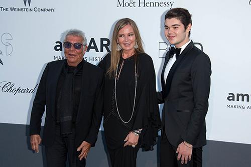 Roberto-Cavalli,-Eva-Duringer,-Robin-Cavalli