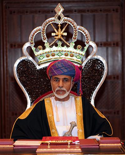 Sultan-Qaboos-Bin-Said