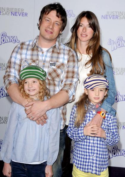 Jamie-Oliver-Family