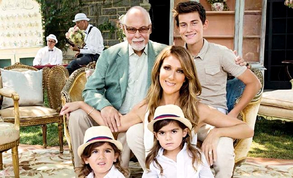 Celine Dion – Family, Family Tree - Celebrity Family