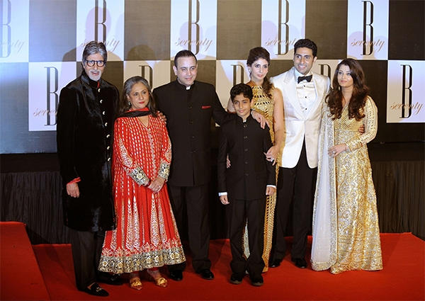 Amitabh-Bachchan-Children