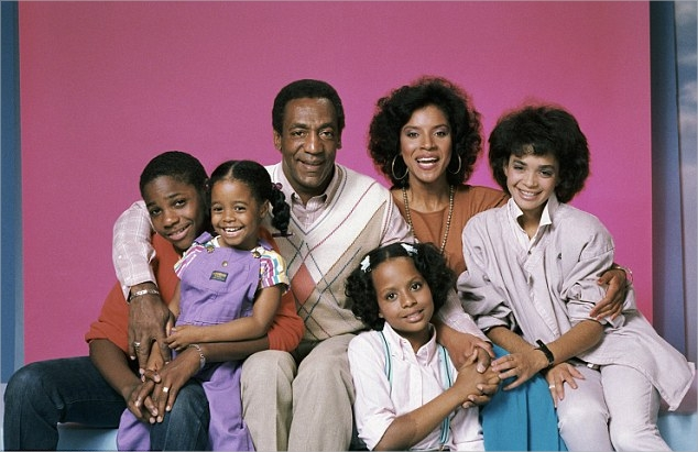 Bill Cosby's Family