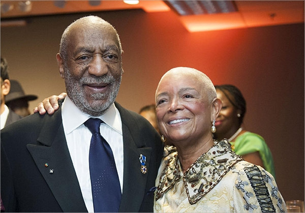 Bill Cosby's Spouse