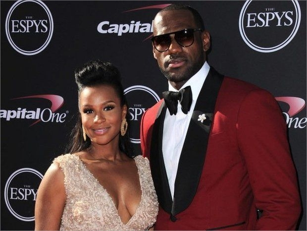 Lebron James Wife