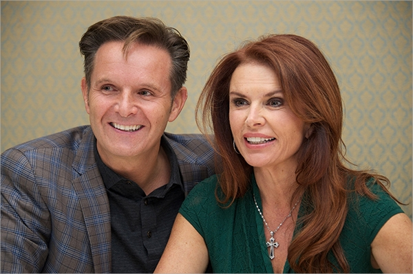 Mark Burnett Wife Roma Downey