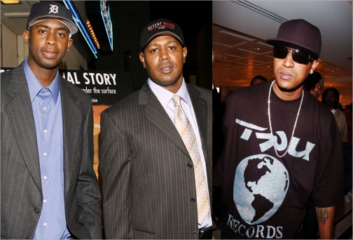 Master p Brothers