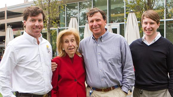 Jim Kennedy family
