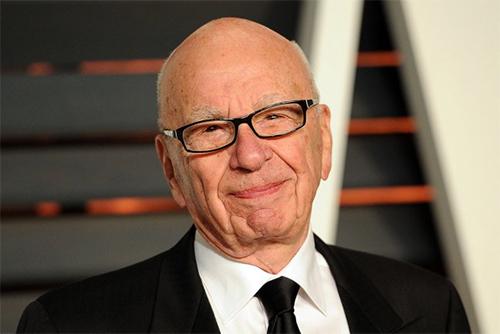 Rupert Murdoch Image