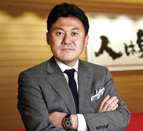 Image result for hiroshi mikitani