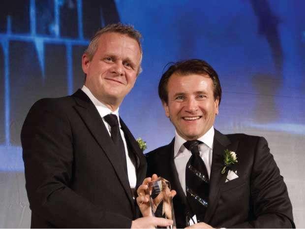 Robert Herjavec Awards