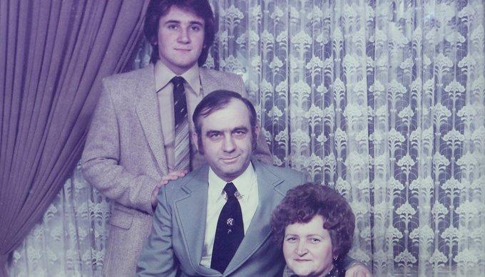 Robert Herjavec Parents