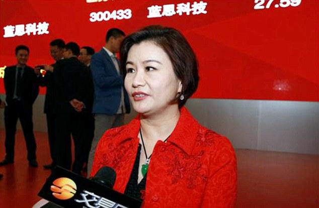Zhou Qunfei Career