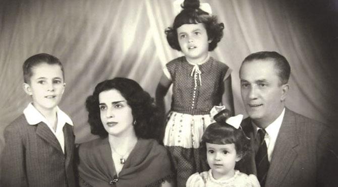 Dilma Rousseff Parents