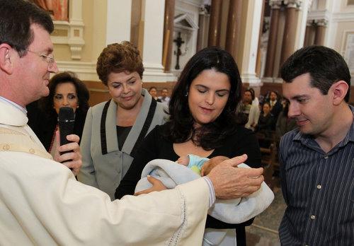 Dilma Rousseff granddaughter