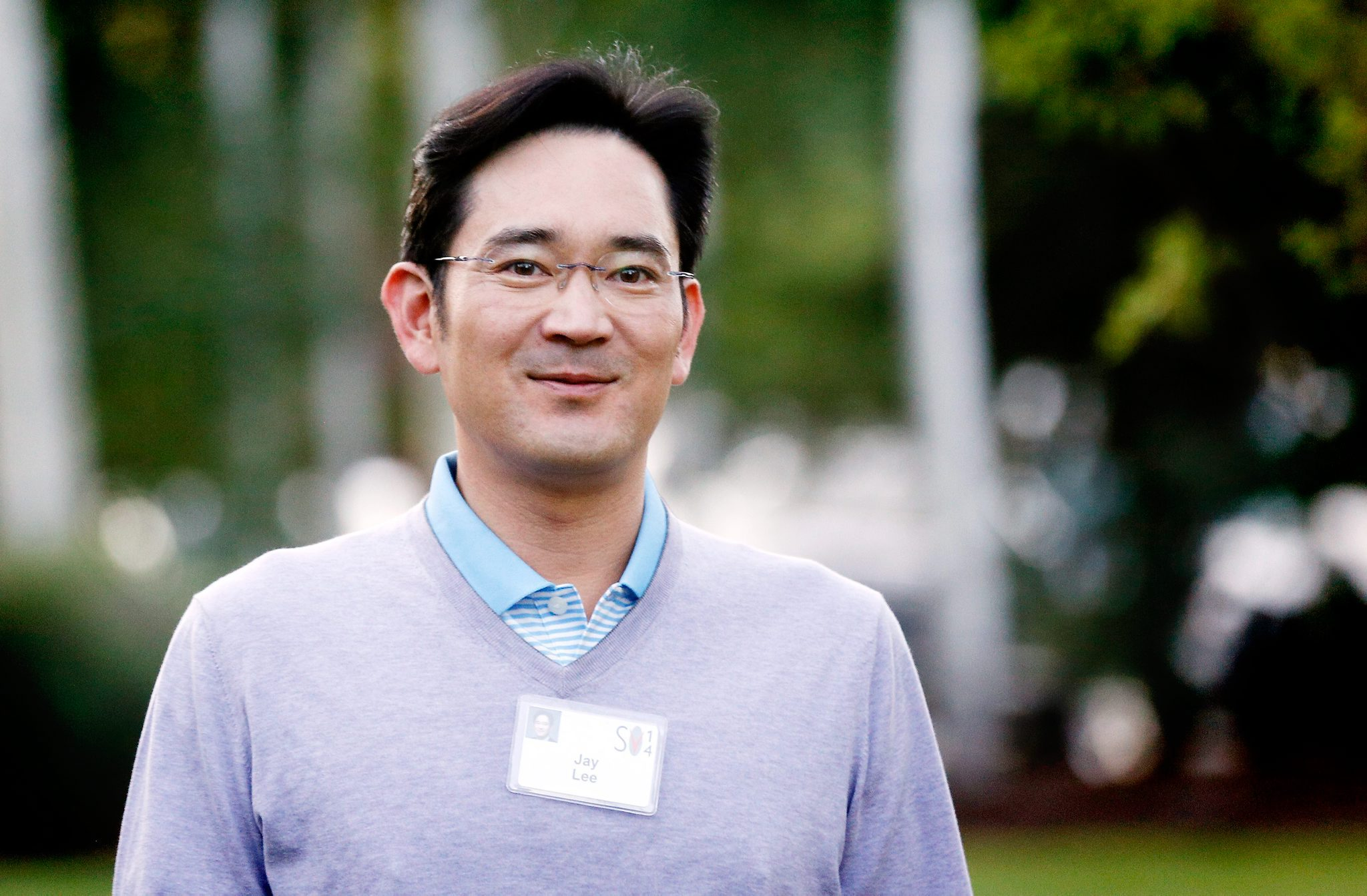 Resultado de imagen para Lee Jae-Yong,